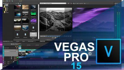 Sony Vegas Pro 15 Free Download