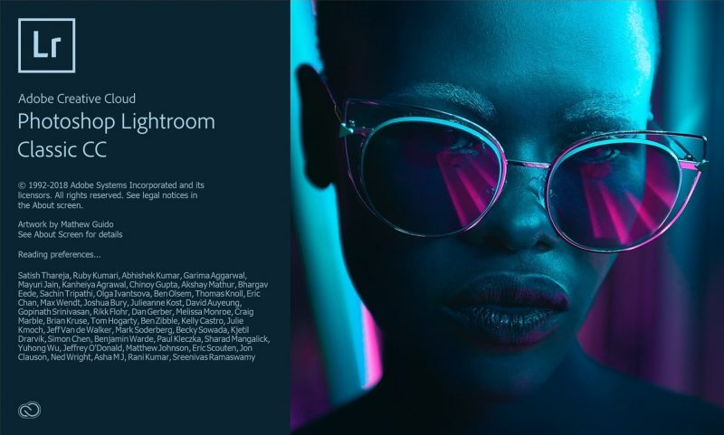 Adobe Photoshop Lightroom Classic CC 2019 Free Download - My