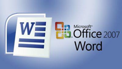 Microsoft Word 2007 Free Download
