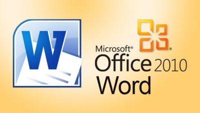 Microsoft Word 2010 Free Download