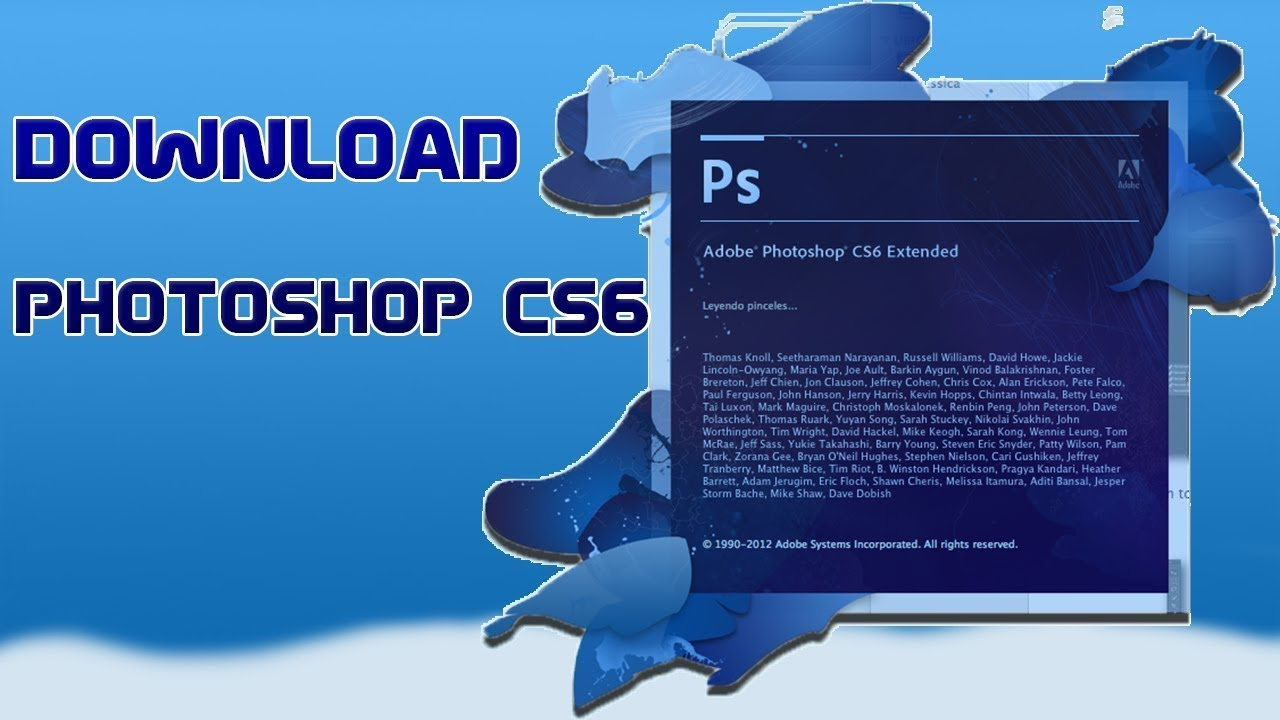 Adobe Photoshop CS6 Extended 13.0.1.1 Portable Free Download