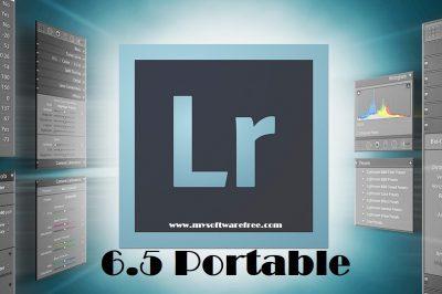 Adobe Photoshop Lightroom 6.5 Portable Free Download