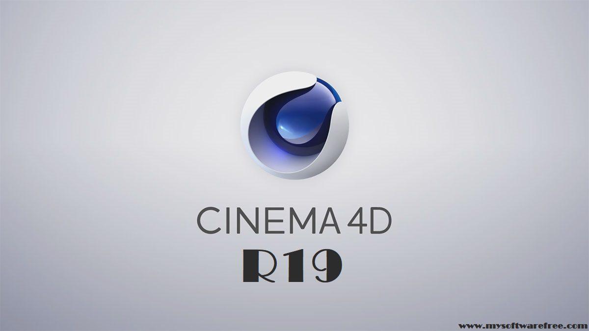 Cinema 4D R19 Free Download