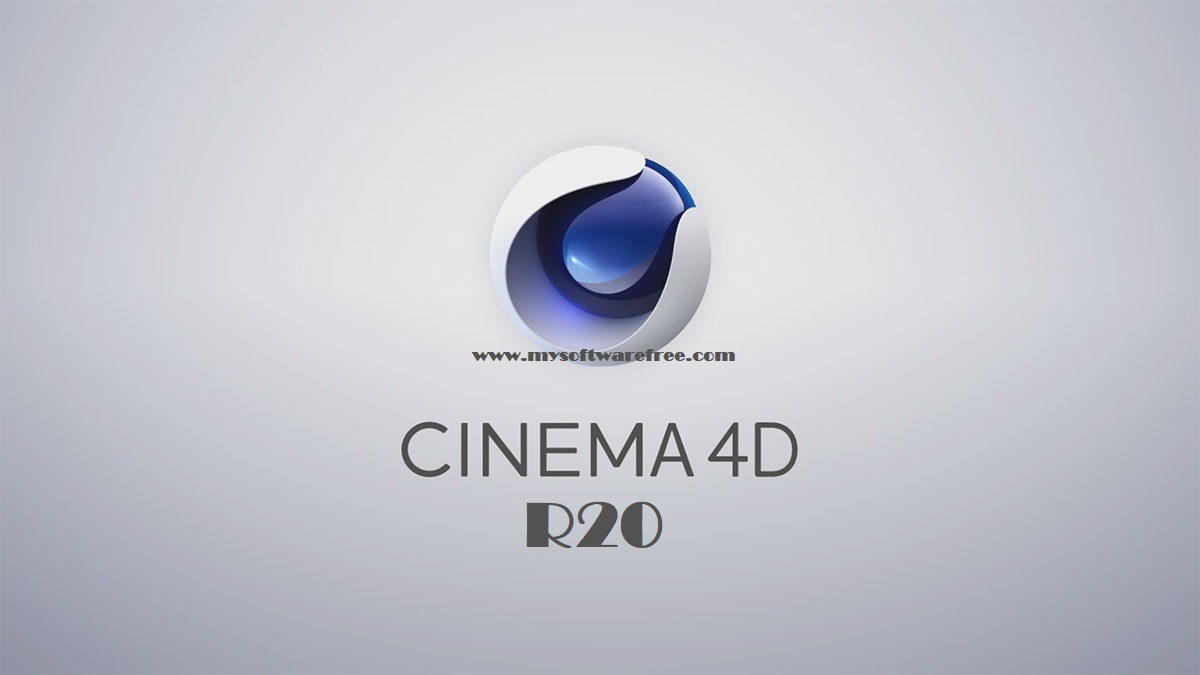 Cinema 4D R20 Free Download