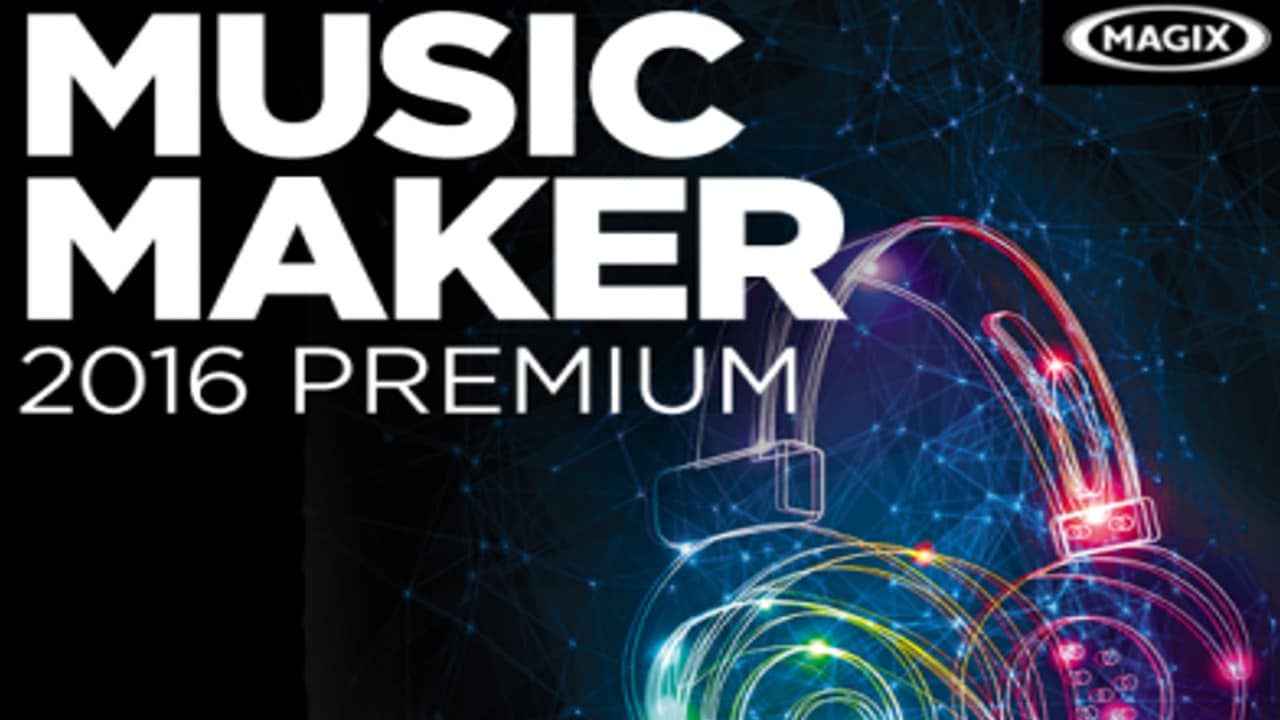 Magix Music Maker 2016 Free Download