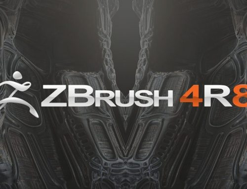 Pixologic ZBrush 4R8 Free Download