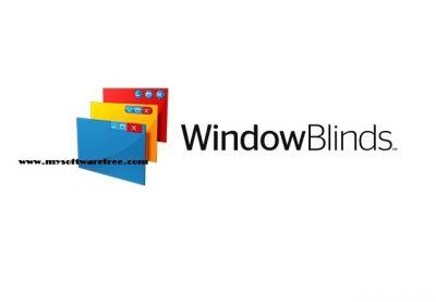 Stardock WindowBlinds Free Download