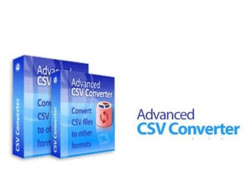 Advanced CSV Converter v6.79 Free Download