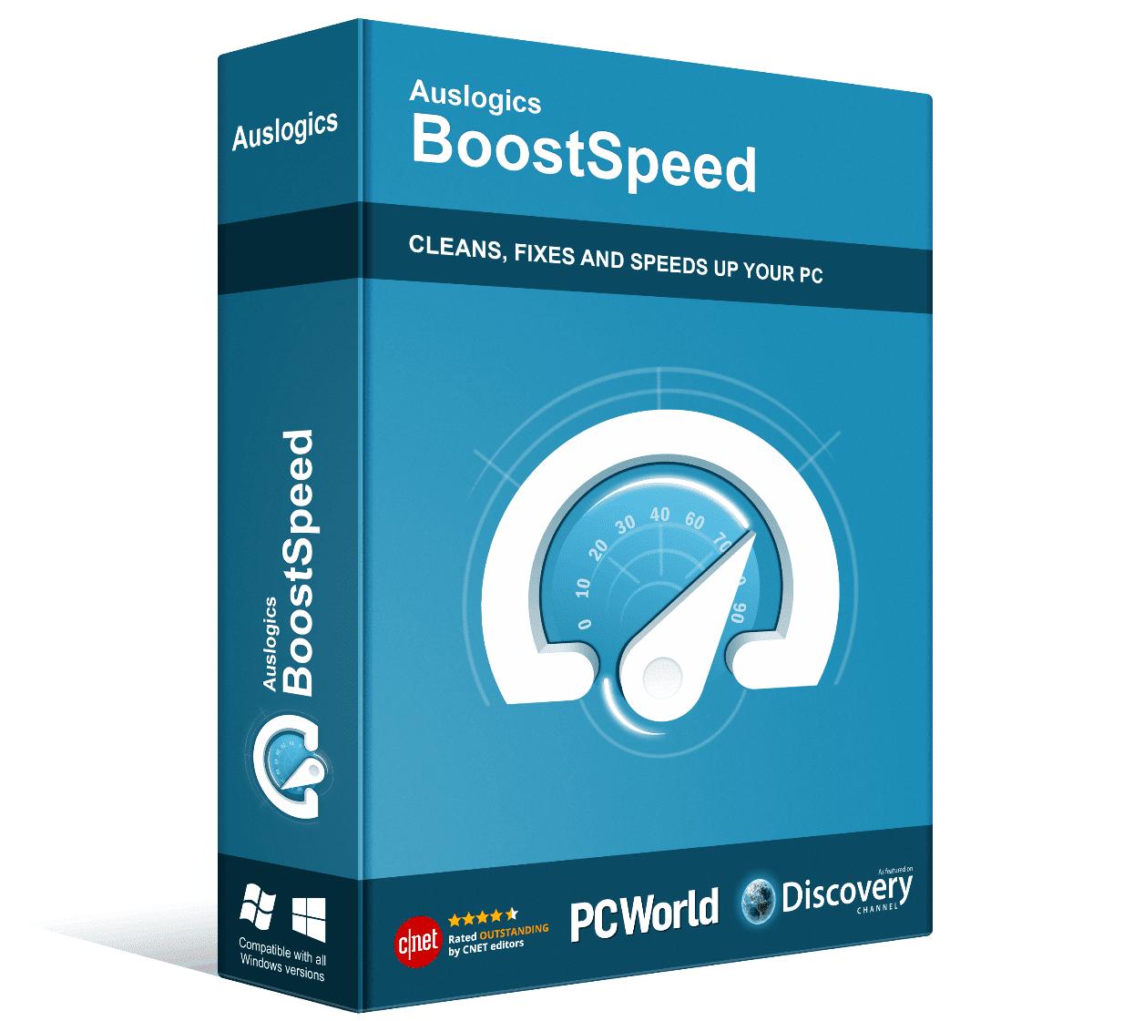 Auslogics BoostSpeed v11.1.0.0 Free Download