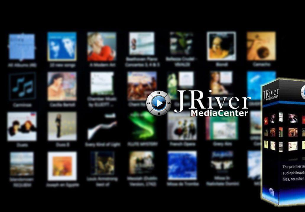 JRiver Media Center v25.0.100 Free Download