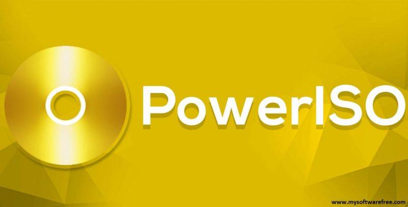 PowerISO Portable v7.5 Free Download