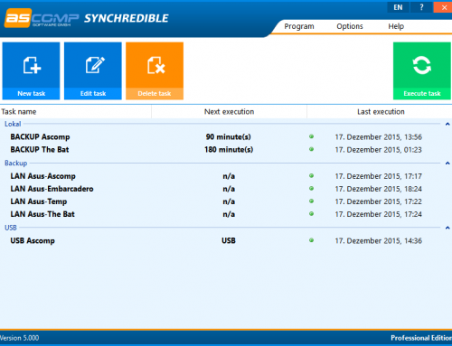 Synchredible Professional v5.304 Free Download