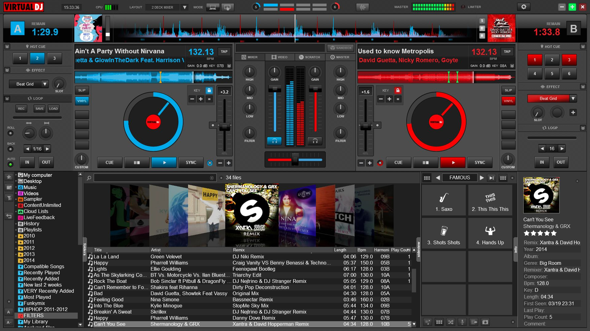 VirtualDJ Pro Infinity v8.4.5308 Free Download