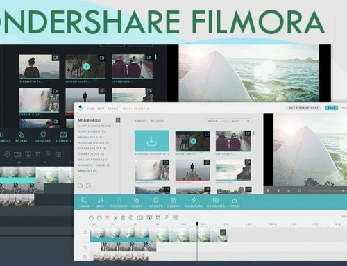 Wondershare Filmora v8.7.1.4 Free Download