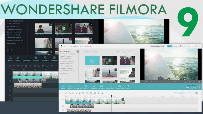 Wondershare Filmora v8.7.1.4 Free Download