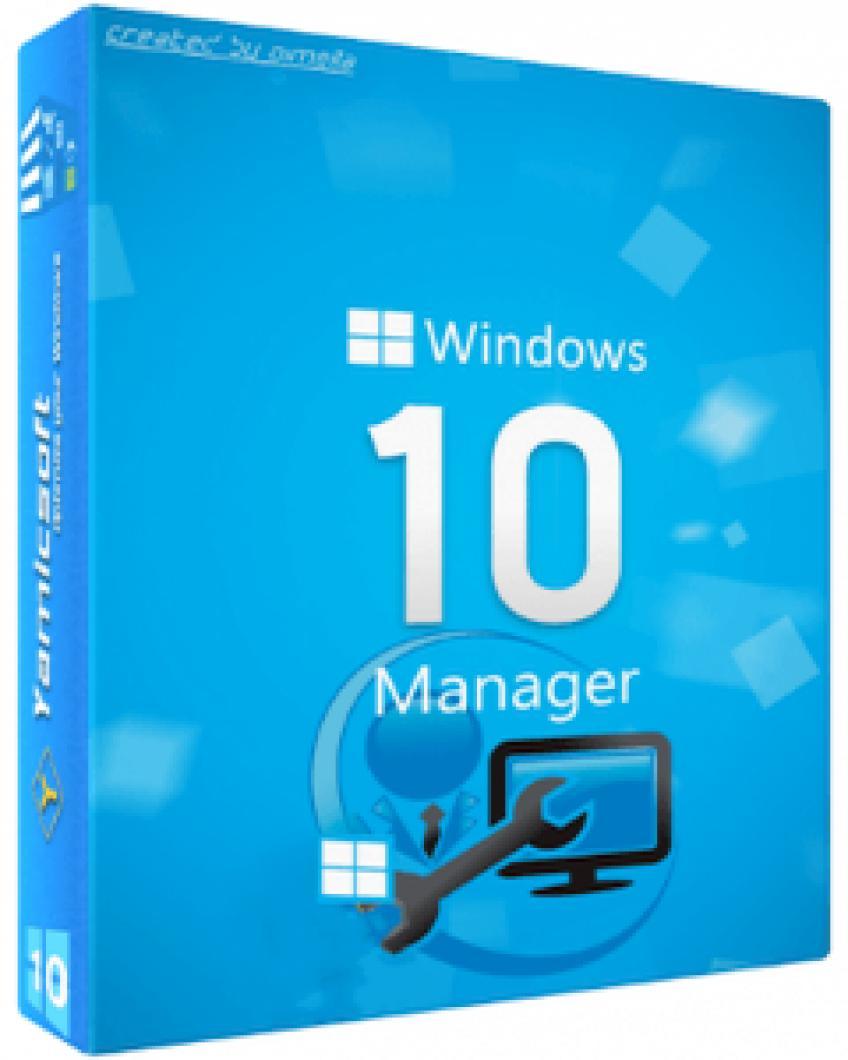 Yamicsoft Windows 10 Manager v3.1.5 Free Download