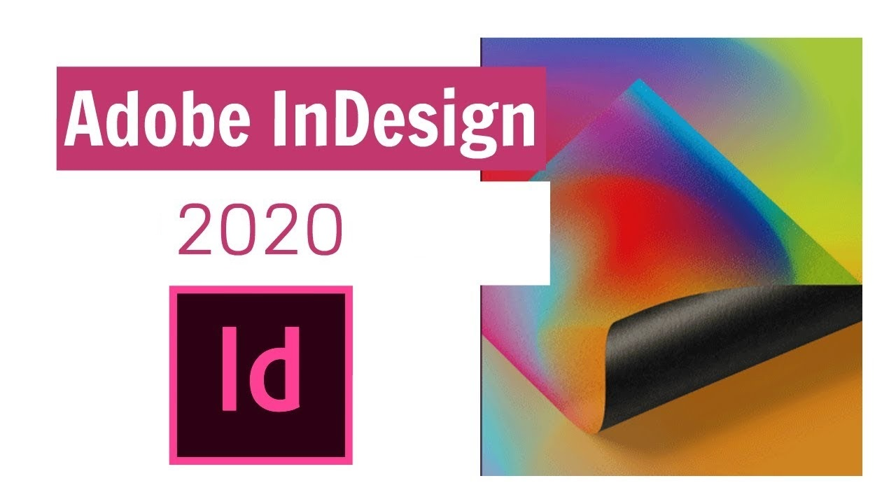 Adobe InDesign 2020 Free Download