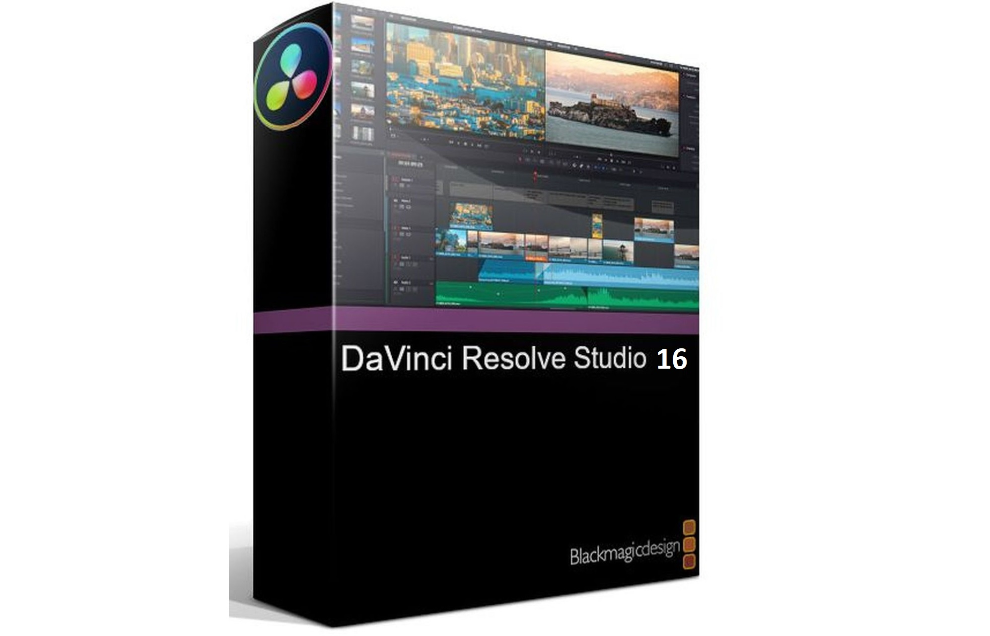 DaVinci Resolve Studio16 Free Download