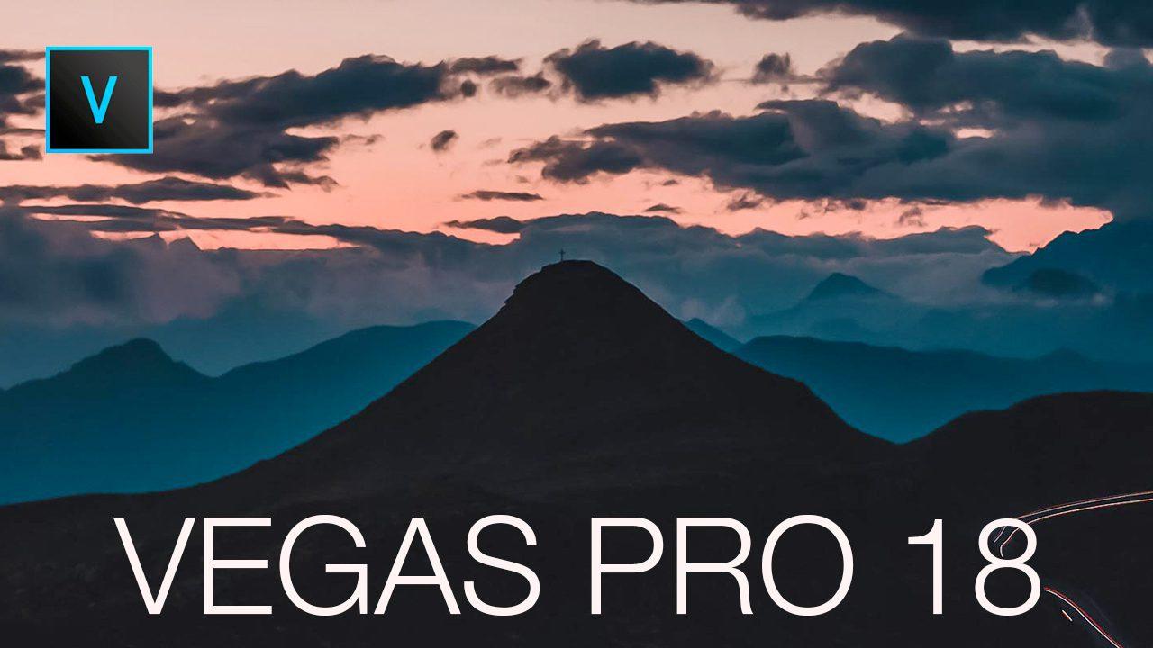 VEGAS Pro 18 Free Download