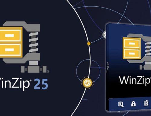 WinZip Pro Free Download (v25.0)