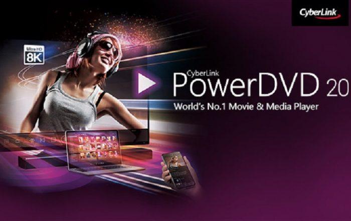 CyberLink PowerDVD Ultra Free Download (v20.0.2702.62)