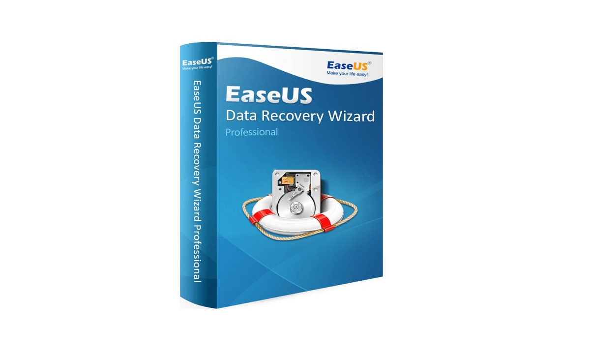EaseUS Data Recovery Wizard Professional Free Download (v13.6)