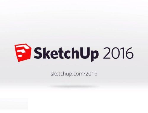 SketchUp Pro 2016 Free Download (v16.0.19911)