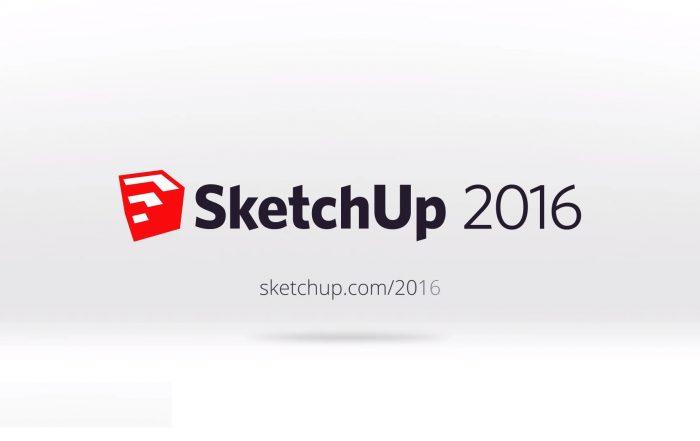 SketchUp Pro 2016 Free Download