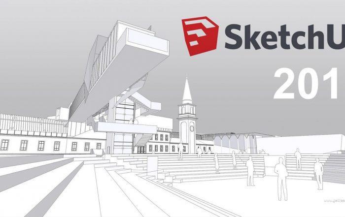 SketchUp Pro 2017 Free Download