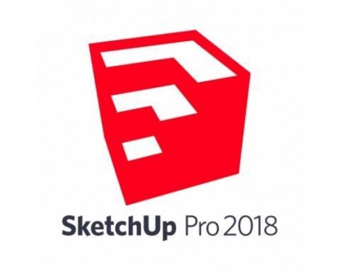 SketchUp Pro 2018 Free Download (v18.0.16975)