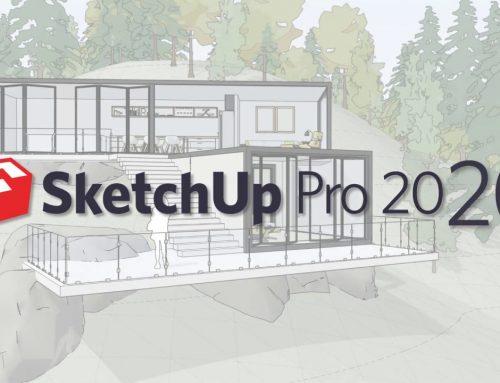 SketchUp Pro 2020 Free Download (v20.0.363)