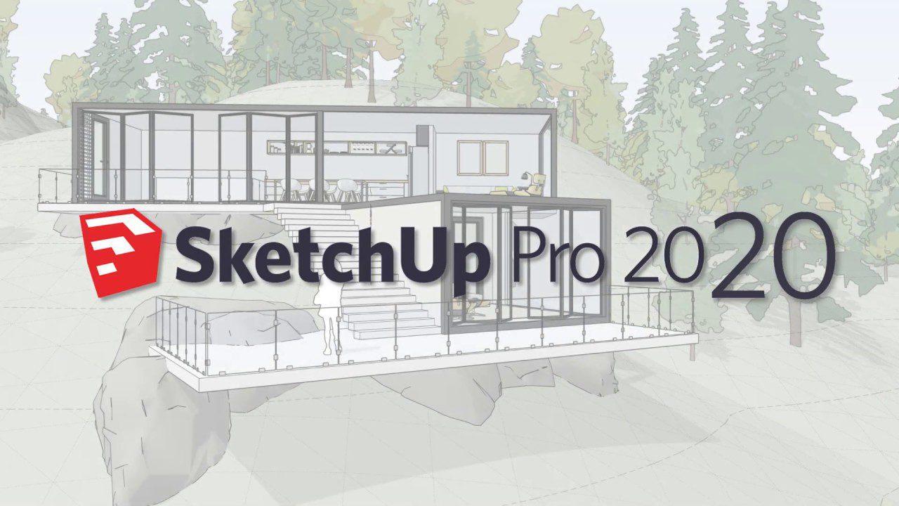 SketchUp Pro 2020 Free Download